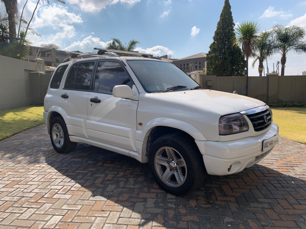 2003 Suzuki Grand Vitara 2 5 V6 Lx Latib S Car Sales
